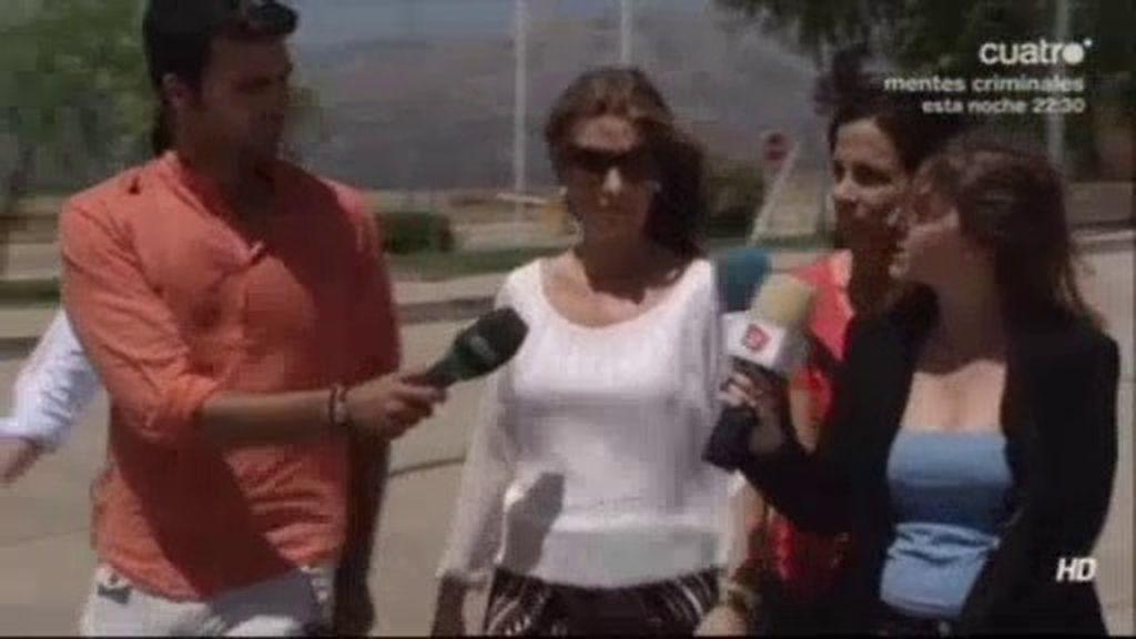 Bárcenas también ha seguido la comparecencia de Rajoy