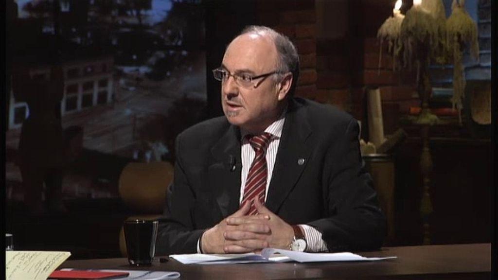 José Manuel Muñiz investigo, sin éxito, la tragedia del Montrove