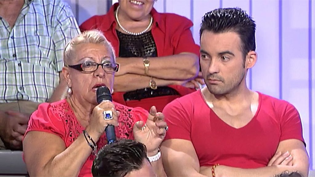 """Maite: """"Creo que Rubén es un poquito tonto"""""""