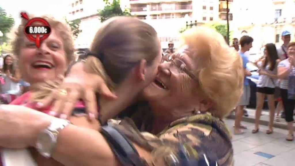 ¡Las señoras de Tarragona se llevan 6000 euros!
