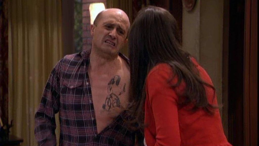 El tatuaje de amor de Chema