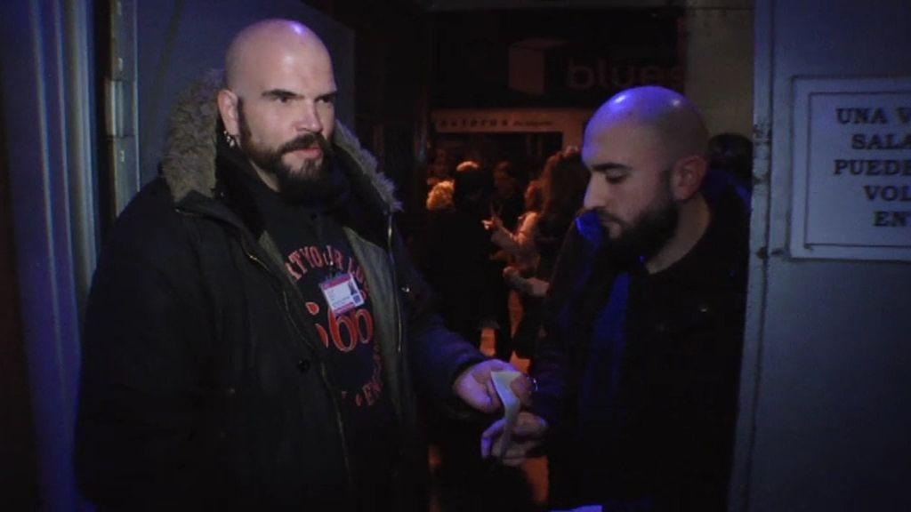 """""""En una pelea entre porteros de discoteca y clientes suelen ganar los porteros"""""""