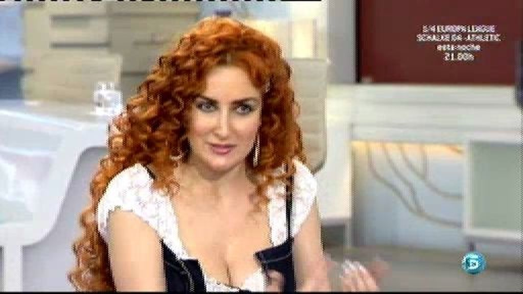 "Salmah: ""Ortega me presentaba como su novia"""