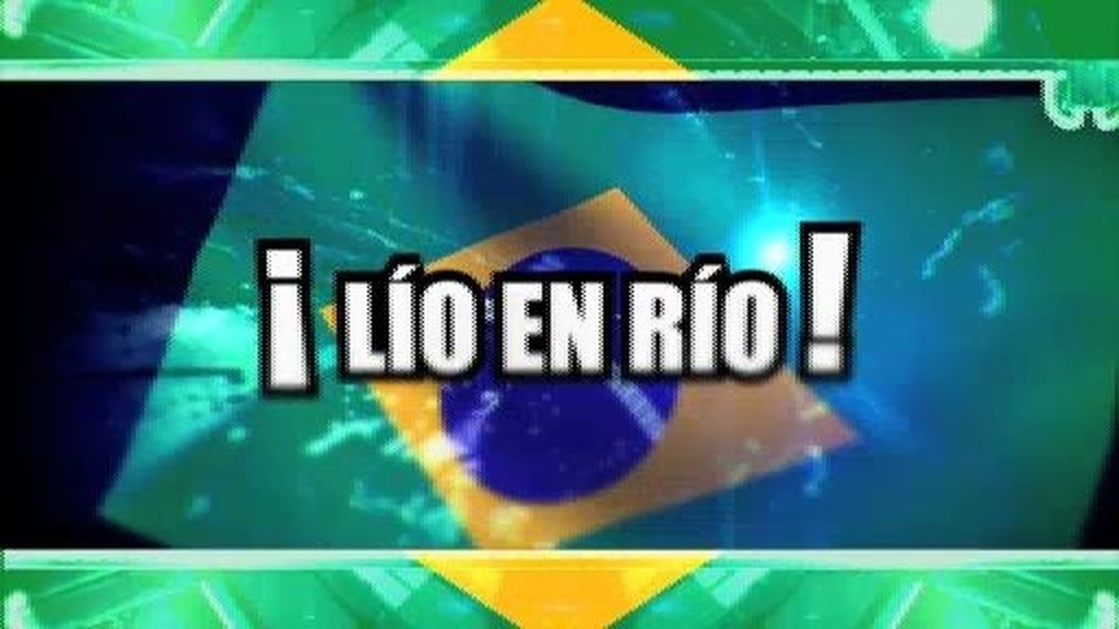 Noe protagoniza un edredoning en Brasil