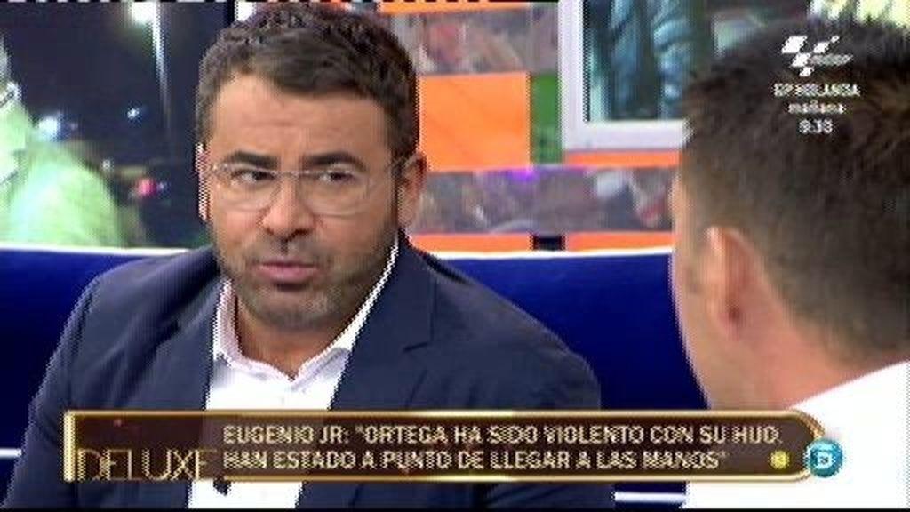 """Eugenio JR: """"Ortega no ha permitido que sus hermanos le ayuden"""""""