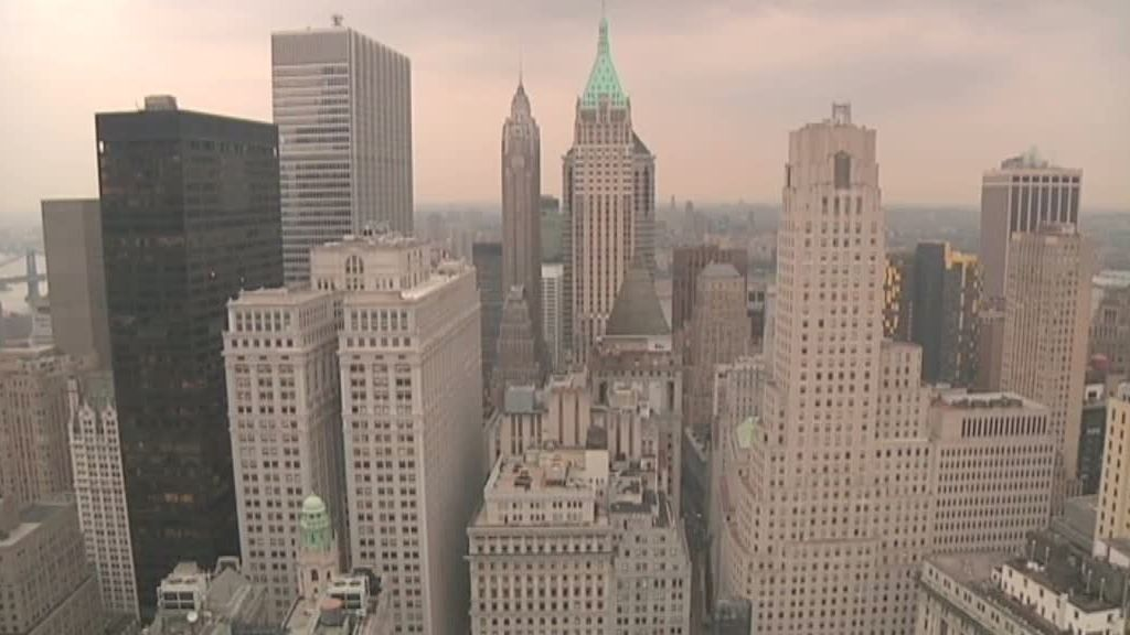 El Nueva York de King Kong