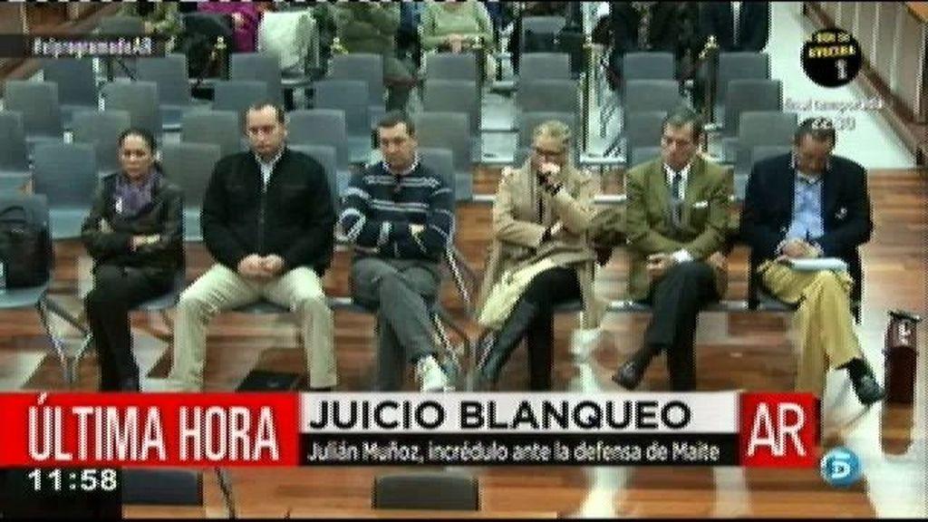 """""""Mayte Zaldívar estaba segura de que el patrimonio provenía de las actividades políticas"""""""