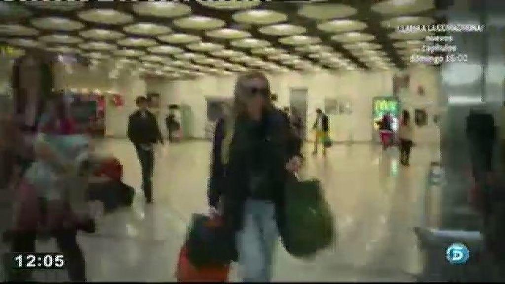 Belén Esteban no ha vuelto con Fran Álvarez