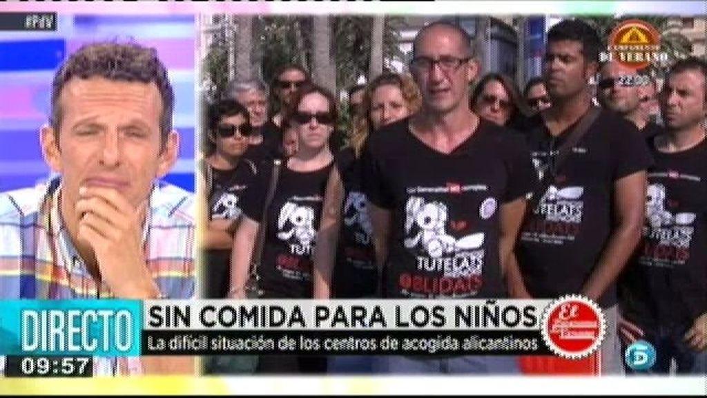 Dificil situación de las casas de acogida en Alicante