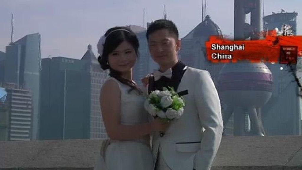 ¡Nuestra primera boda china y dura 10 horas!
