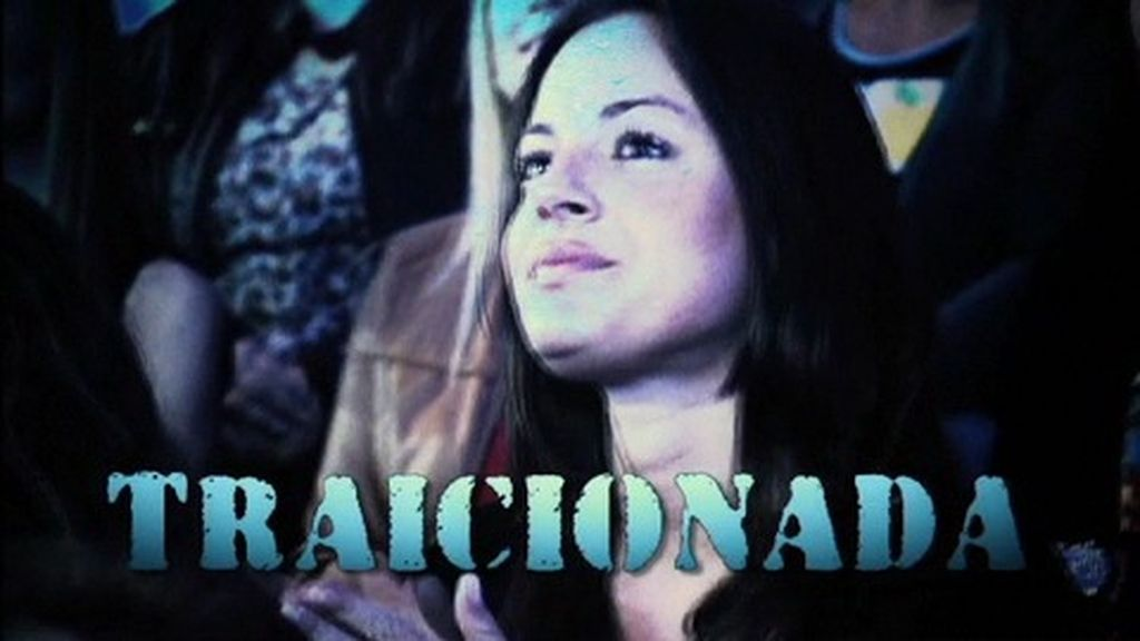 Patricia, la ex de Escassi, en el 'Deluxe'