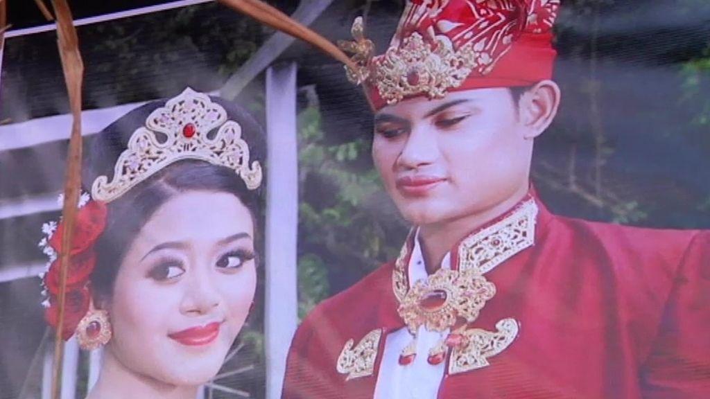 Las bodas se celebran en templos en casas