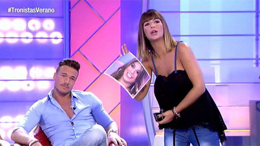 Tamara pide a Tony que rompa la foto de Oriana
