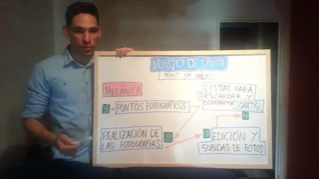 El proyecto de Raul Murillo