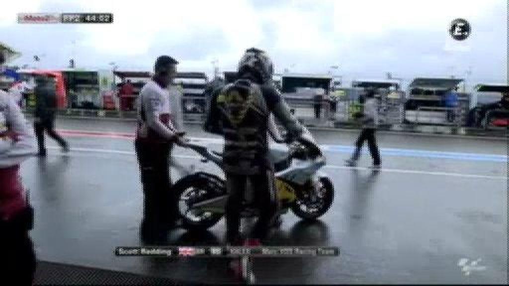 Segundo entrenamiento de Moto2 en Assen, íntegro y a la carta