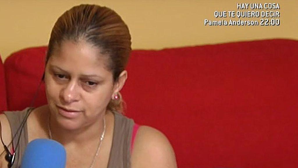 """Severina, el asesino de Alba: """"Mi hijo no pertenece a los trinitarios"""""""