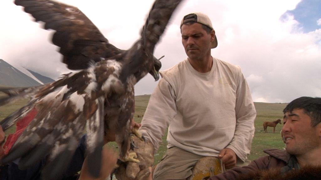 T03xP08: 'Mongolia, desierto y águilas'