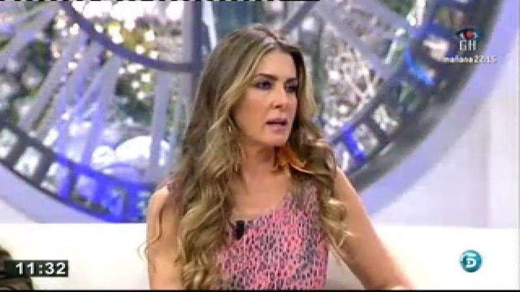 Ortega Cano piensa que estuvo muy bien ante el juez, según Marisa Martín Blázquez