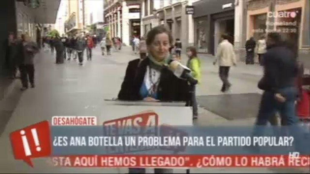 ¿Es Ana Botella un problema para Madrid?