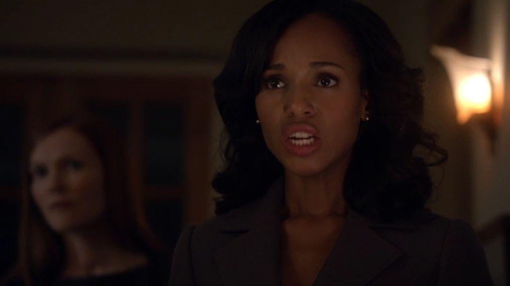 Olivia cree que la Casa Blanca la está espiando