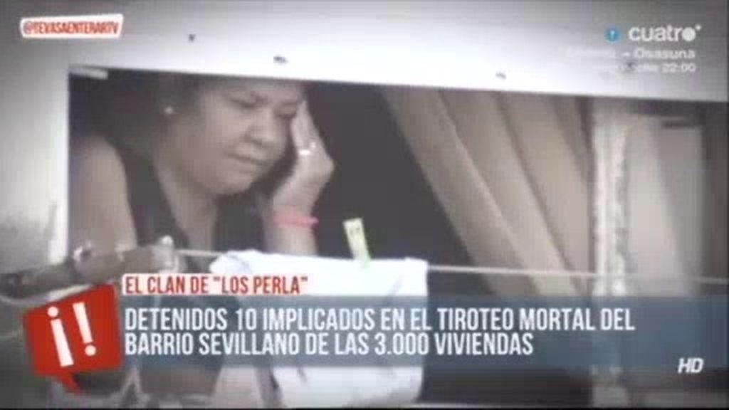 Diez detenidos del 'Clan de la Perla'