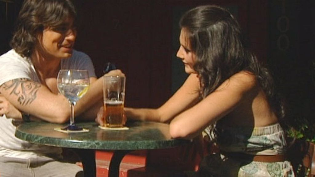 Reche y Cristina (12/05/11)
