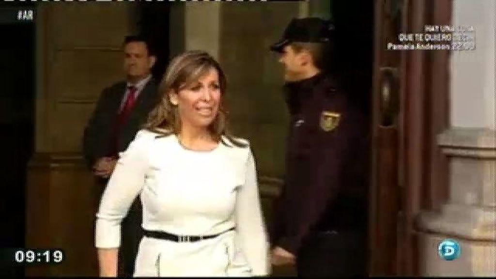 Sánchez Camacho pacta con Montoro dejar para 2014 el debate sobre financiación