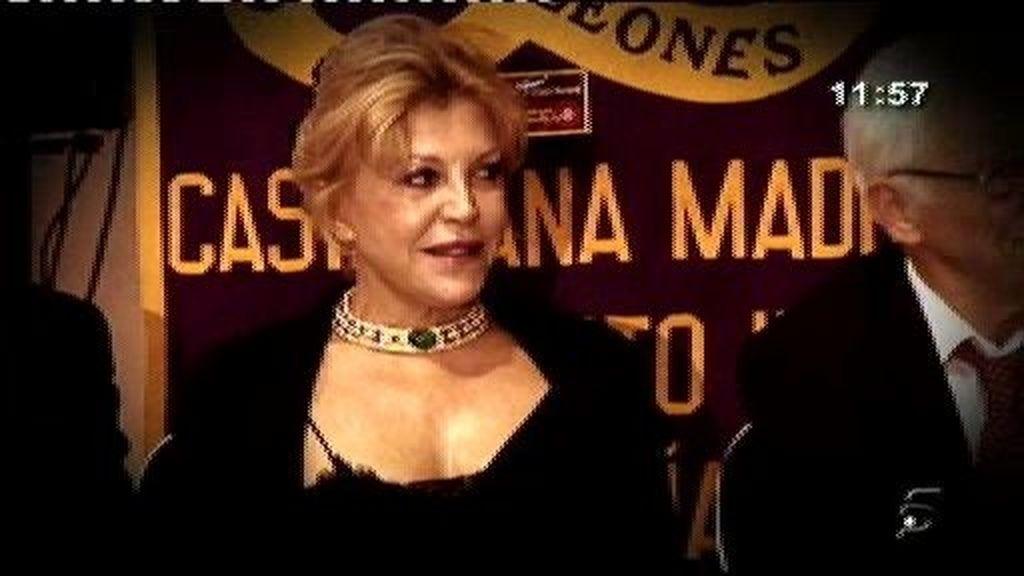 Ana Rosa, premiada por su labor solidaria