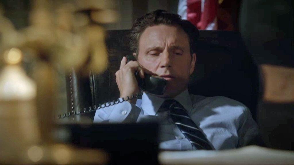 """El Presidente, a Olivia: """"Dime lo que quieres que haga y lo haré"""""""