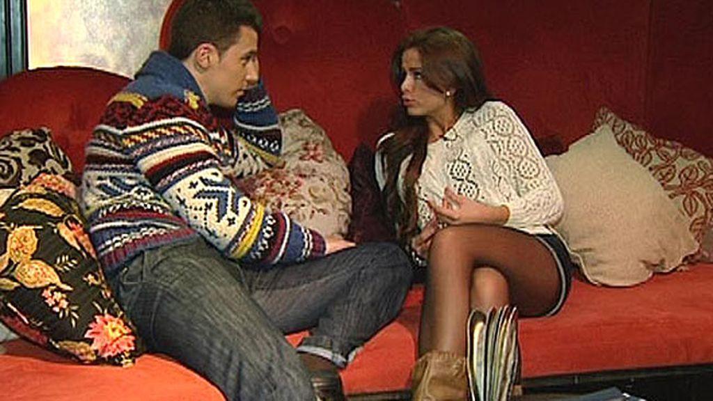 Arantxa y Alberto (07/03/11)