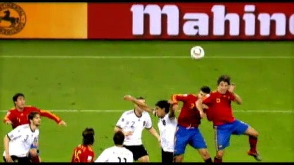 España-Alemania: El mejor partido de 'La Roja'