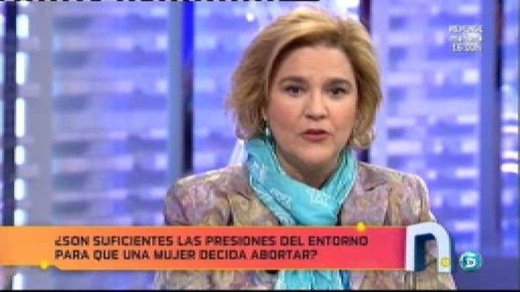"""Pilar Rahola: """"Ruiz Gallardón está planteando un discurso ultracatólico"""""""