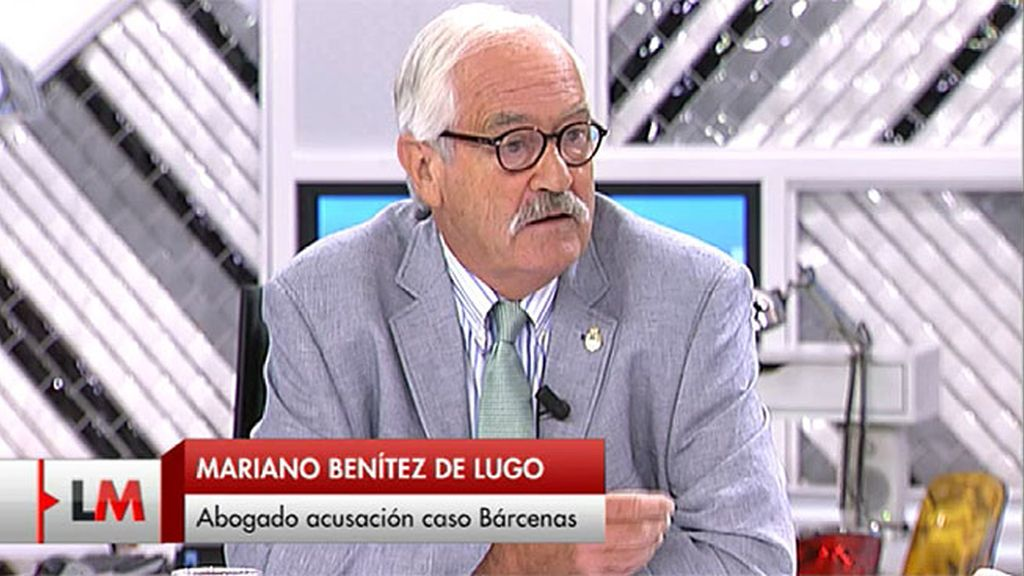 """""""Hemos pedido que declare el presidente y todos los que en los papeles de Bárcenas figuren como preceptores"""""""