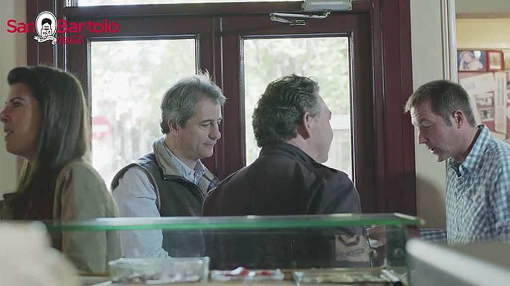 'Los Manolos' protagonizan la campaña de 'Benditos Bares' de Coca-Cola