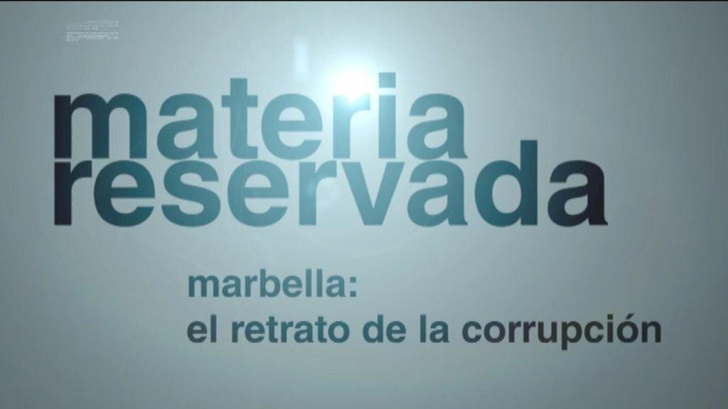 Marbella: El retrato de la corrupción (21/06/2012)