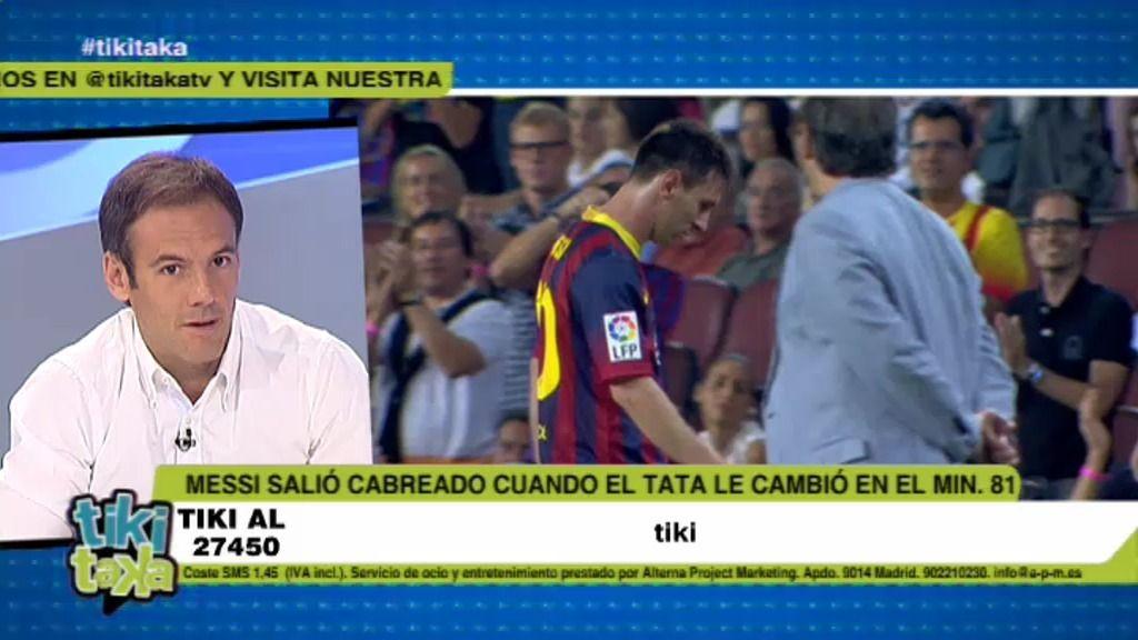 """Romero, sobre Messi: """"El chico humilde argentino ha dado paso al capo del vestuario"""""""