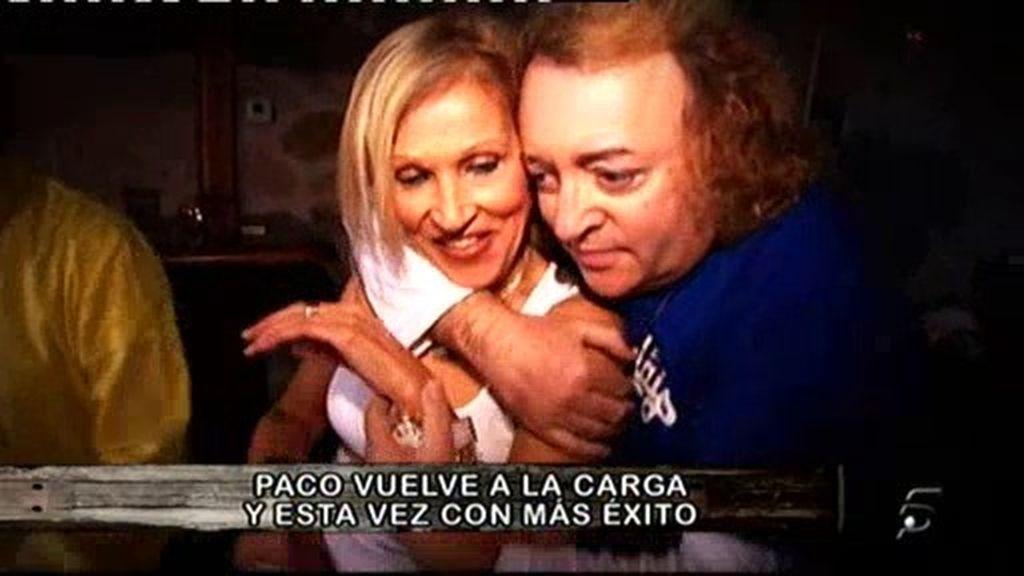 Paco Porras 'in love'