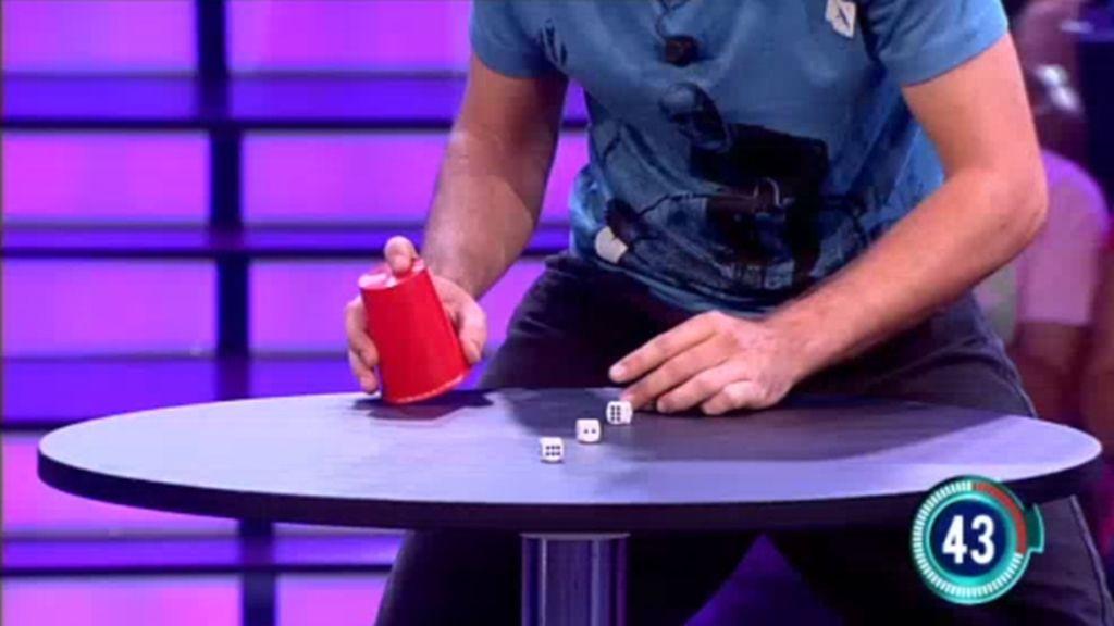 Miguel, eliminado en el 'casino'