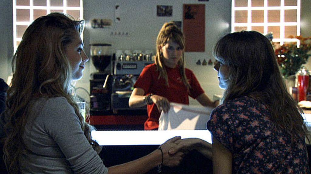 Valeria y Miranda hacen un trato