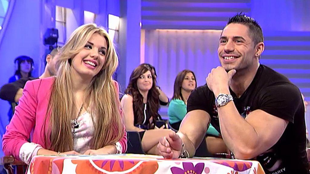 Vicente y Nerea vuelven como pareja