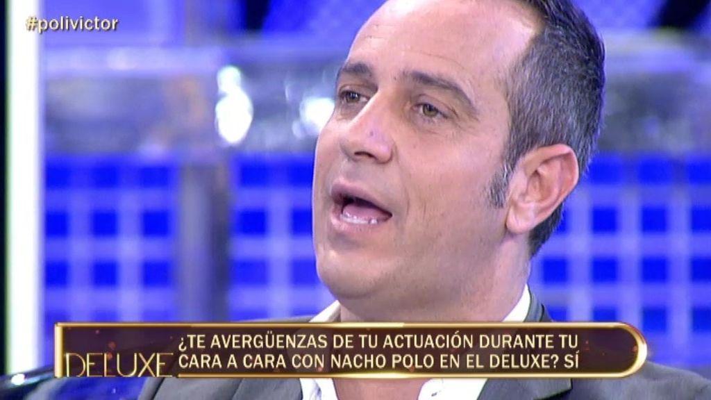 Sandoval miente cuando dice que no tuvo contacto con Nacho Polo tras su cara a cara