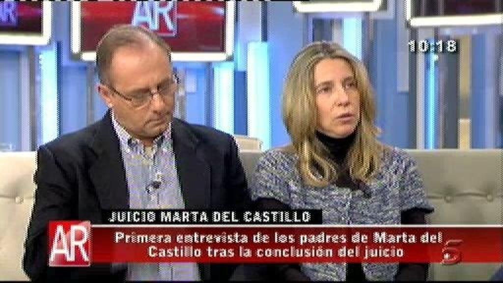 """Eva Casanueva: """"Las palabras de los imputados fueron un guión"""""""