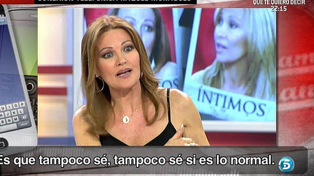 """Raquel Moragues: """"Esto me está viniendo grande"""""""