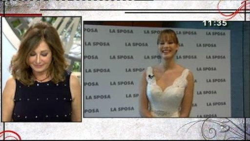 """Jessica Bueno: """"La boda se aplaza. Vamos a hacer las cosas bien y con calma"""""""