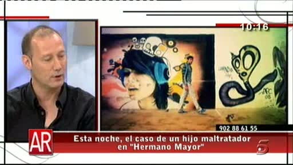 Pedro Aguado en 'AR
