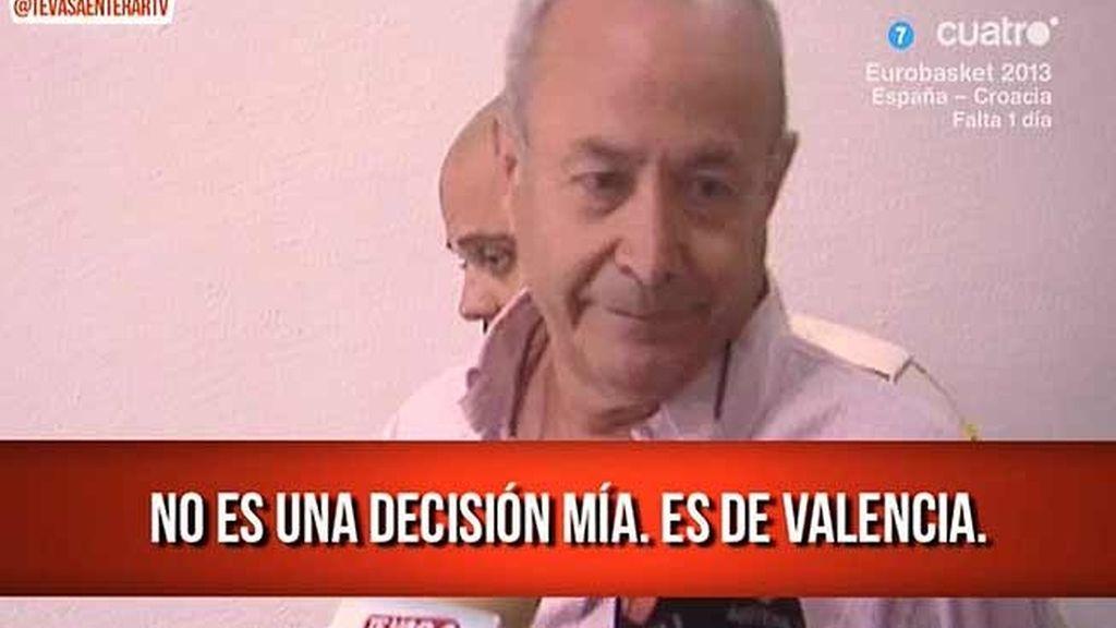 """El juez Castro: """"Si vuelvo a imputar a la Infanta Cristina, ya se sabrá"""""""