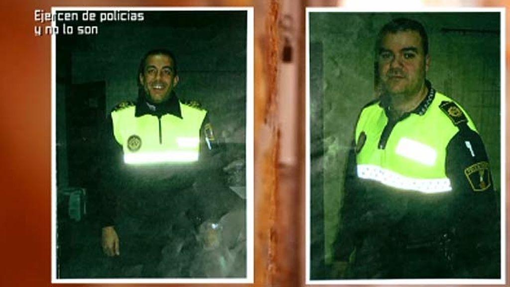 Dos falsos policías locales patrullan en Serra con el consentimiento del Alcalde