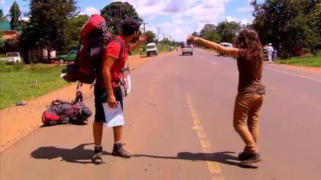 Pedro 'estalla' al perder un coche