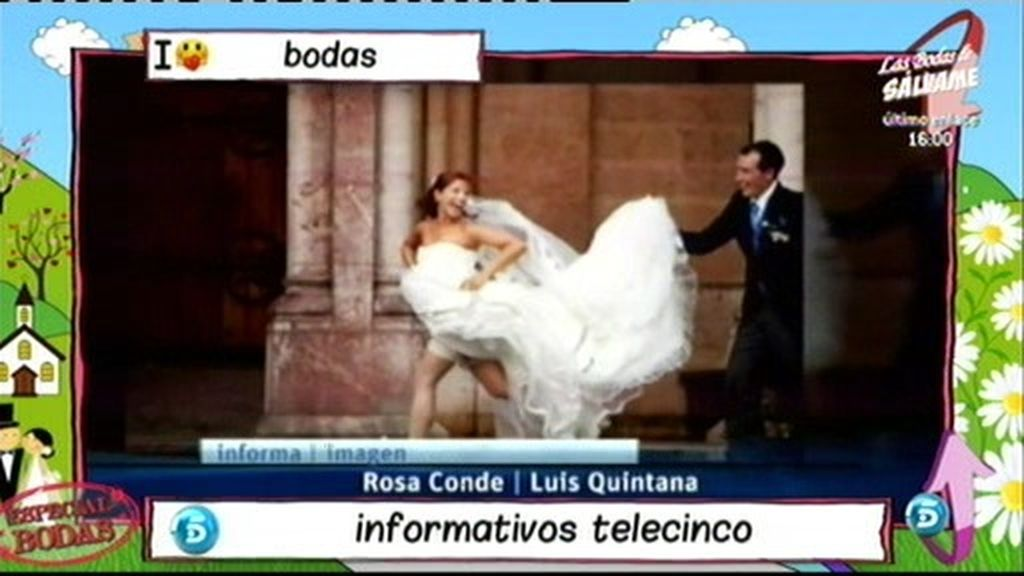 Las bodas de 'I love TV'