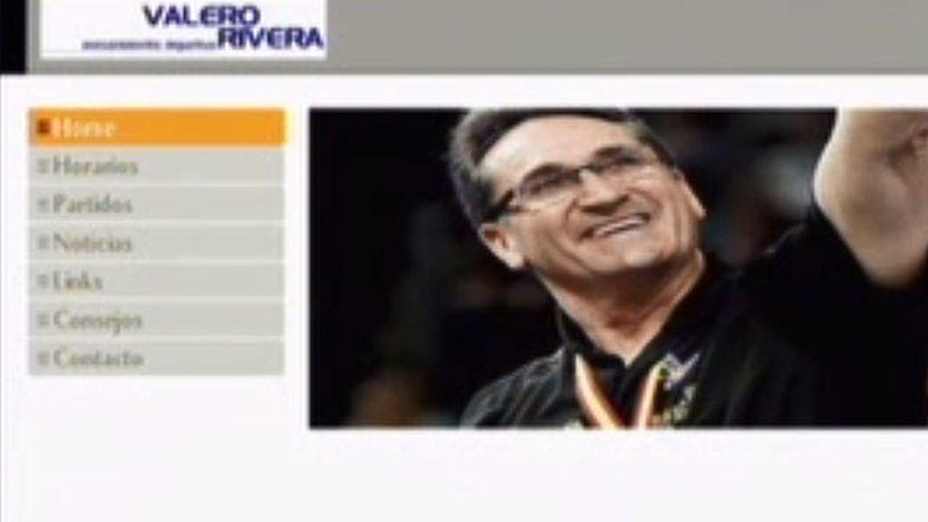 El entrenador de la selección de balonmano ha borrado de su web todo rastro de sus negocios con Urdangarín